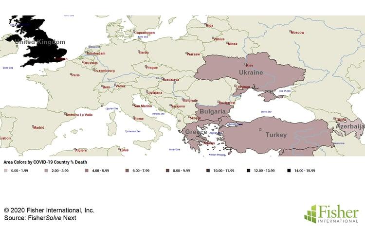Fig 14 Covid Deaths